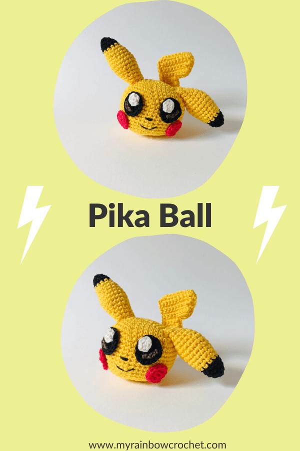 pinterest Pika Ball